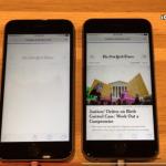 iOS9.3.2 iOS9.3.1 比較