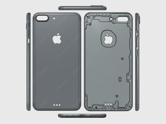 iPhone7 Plus リーク