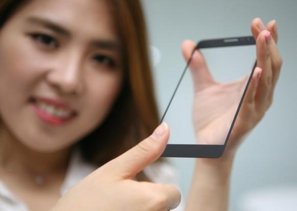 iPhone7 指紋認証センサー LG