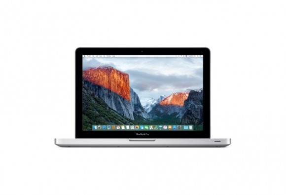 新型MacBook Pro OLEDタッチバー