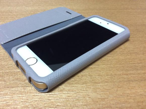 GRAMAS iPhone SE ケース
