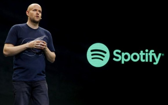 Spotify アクティブユーザー数