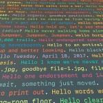 WWDC 2016 壁 日付