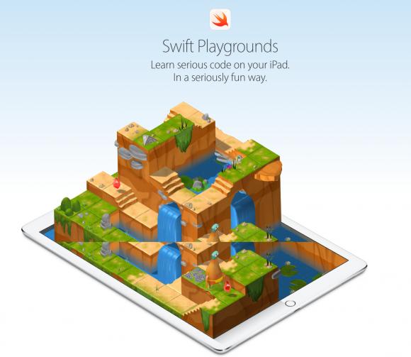 Apple Swift Playgrounds