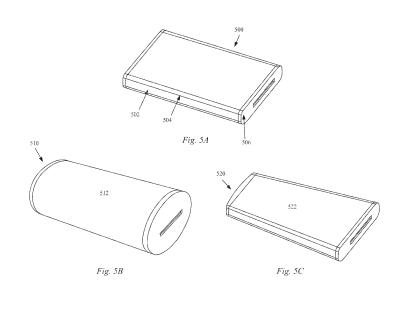 Apple iPhone8 特許