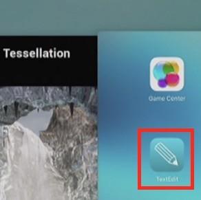 iOS10ではMac向け「テキストエディット」が搭載される?動画に