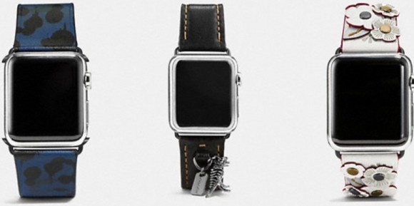Apple Watch COACH バンド