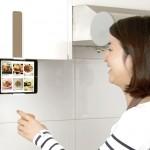 COOK LOOK スマートフォン タブレット ホルダー