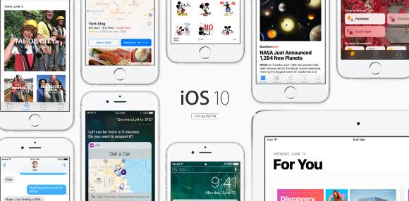iOS10 プレビュー