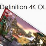 iPhone8 4K画質の有機ELディスプレイ