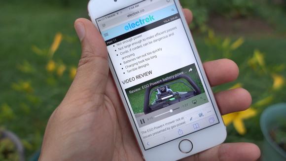 iOS10 インライン再生