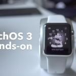 watchos3 apple watch