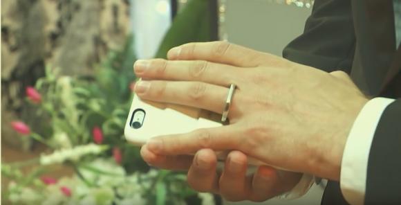 スマホ 結婚