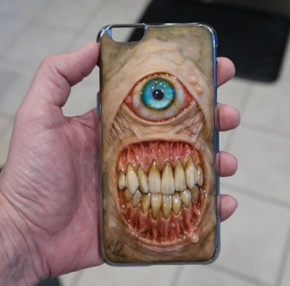 iphoneケース グロ スマートフォン ケース