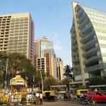 バンガロール市街地