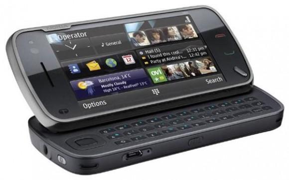 iphone 2009年 ライバル