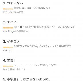 ポケモンGO 偽アプリ