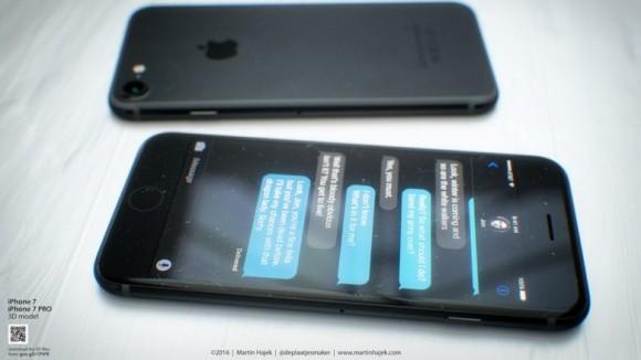 iPhone7 コンセプト Martin Hajek