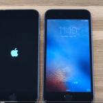 iOS9.3.3とiOS9.3.2の比較