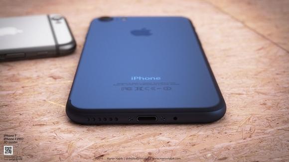 iPhone7 コンセプト MartinHajek