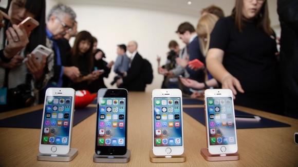iPhone Quartz
