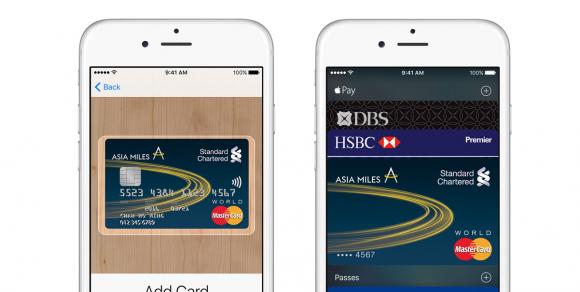 iphone 香港 apple pay