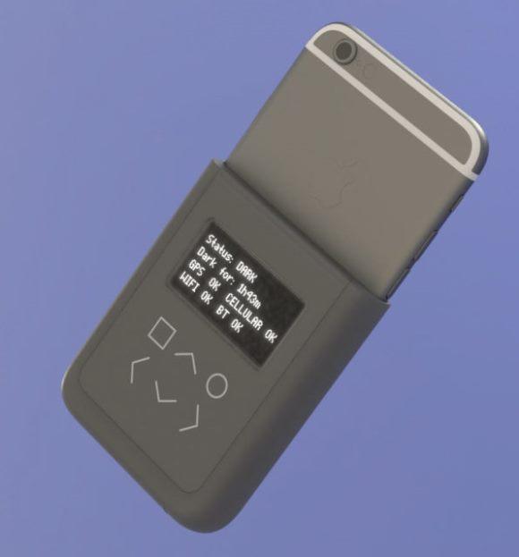 エドワード・スノーデン氏がiPhoneケースをデザイン
