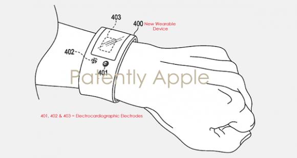 apple watch バンド 特許