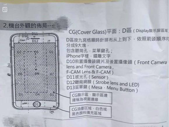 iphone7 図面