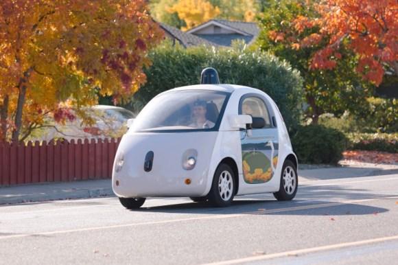 Google 自動運転車