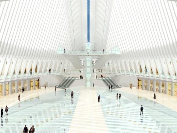 新ワールド・トレード・センター Apple Store