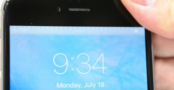 iPhone6/6 plus タッチ病