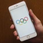 iPhone 五輪 オリンピック フリー