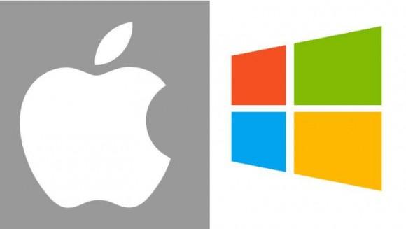apple windows logo