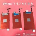 iPhone7用ディスプレイパネル
