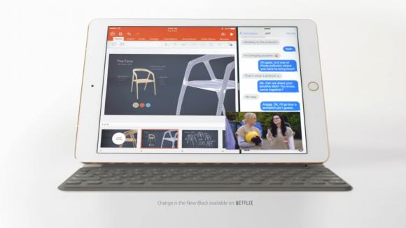 iPad Pro 広告
