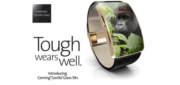 Gorilla Glass SR+