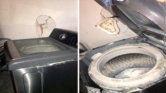 samsung 洗濯機 爆発