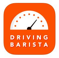 driving barista アプリ