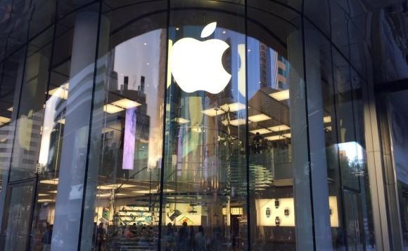 apple フリー素材 apple store 中国