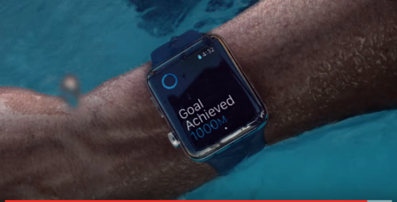 Apple Watch CM Go Time