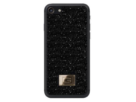 Gresso iPhone7 ブラックダイヤモンドコレクション