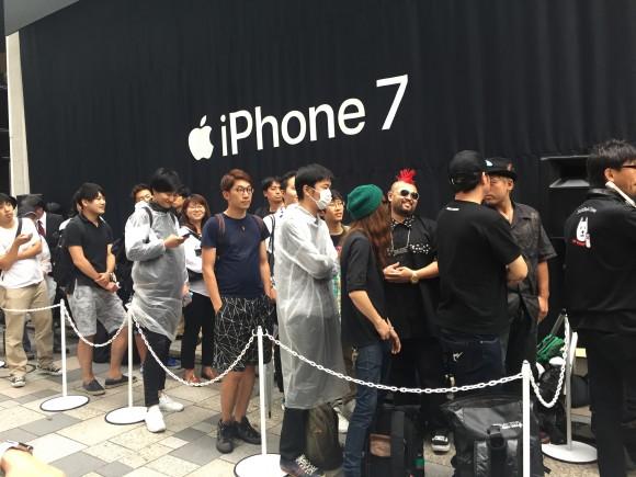 ソフトバンク イベント iPhone7
