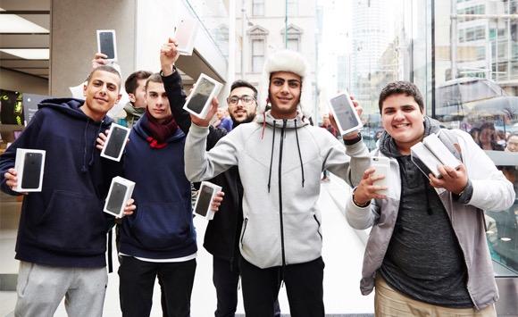 iPhone7/7 Plus 発売日