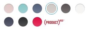 Apple オンラインストア ケース アクセサリー カラー