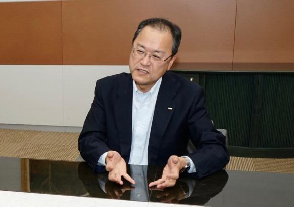 KDDI 田中孝司社長