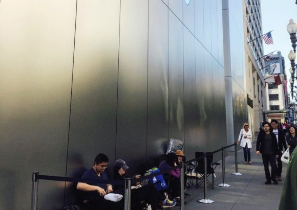 Apple Store SF