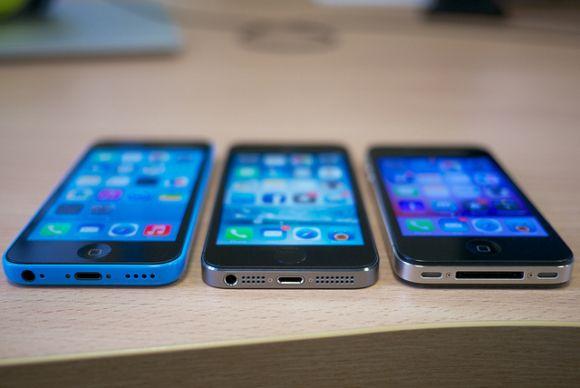 Flickr iPhone5c iPhone5s iPhone4