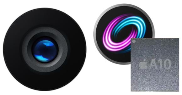 「A10 Fusion」「iSight Duo」