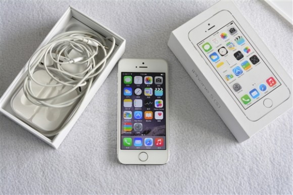iphone5s パッケージ